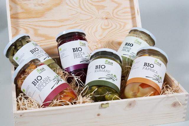 Moja Biodežela - izdelki